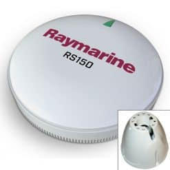 Raymarine RS150 GPS Sensor With Pole Mount - Image