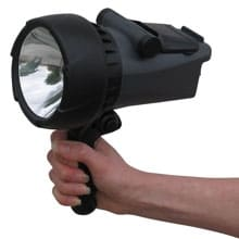 RECHARABLE LED SEARCH LIGHT - Image