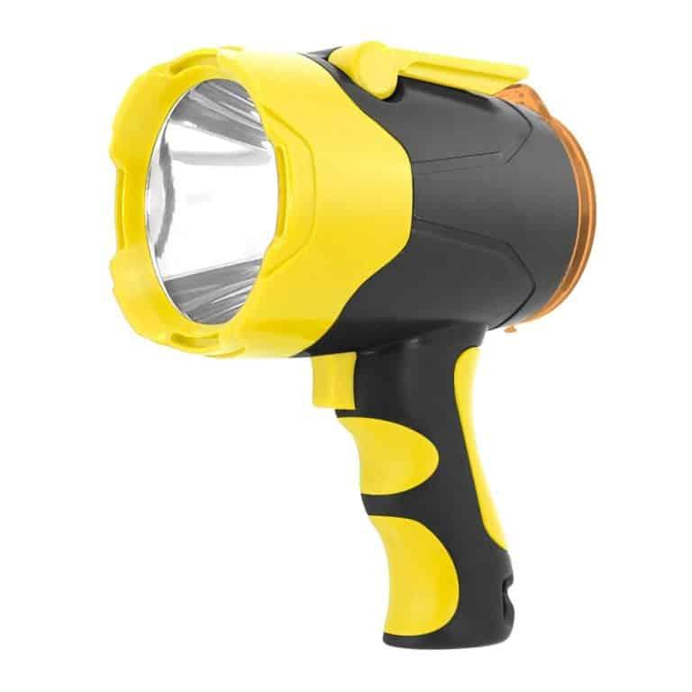 Rechargeable Search Light 10 Watt LED Spot Light - Image