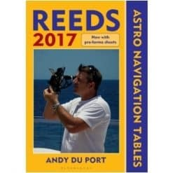 Reeds Astro Navigation Tables 2017 - Image