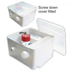 Rule 500 Shower Drain Kit 12V - Image