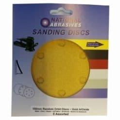 Sanding Discs 5 Pack - Image