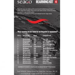 Seago Auto Rearming Kit 33g - Image