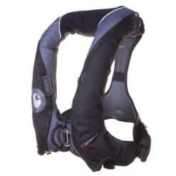 Seago Dynamic ProSensor Lifejacket - Black/Carbon