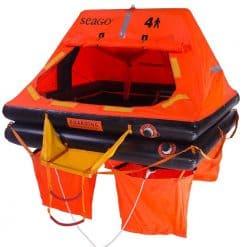Seago Sea Master Liferafts ISO 9650-1 - Image