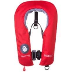 Seago Waveguard 100N Junior Lifejacket - Red