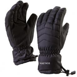 Sealskinz Men's Extreme Cold Weather Down Glove - Black