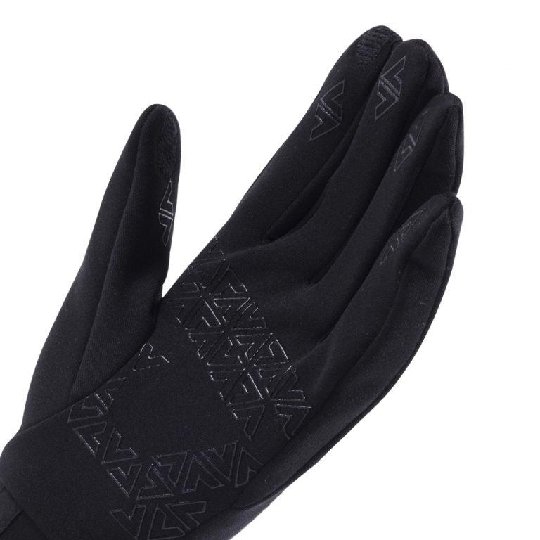 Sealskinz Stretch Fleece Nano Gloves - Black