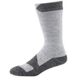 Sealskinz Walking Thin Mid Socks - Grey Marl / Dark Grey