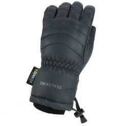 Sealskinz Women's Extreme Cold Weather Down Glove - Black