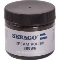 Sebago Cream Polish - Brown