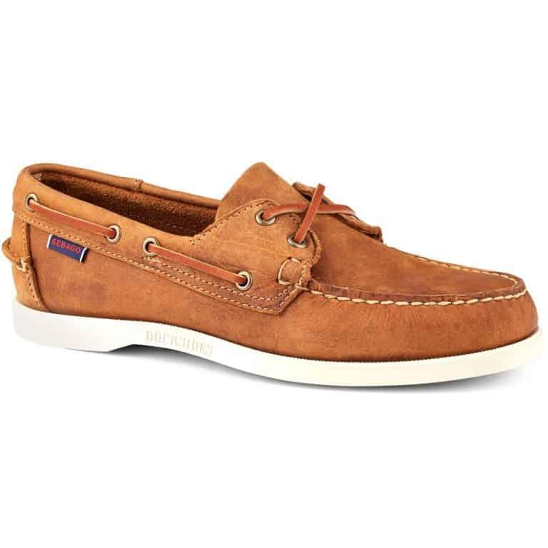 Sebago Docksides Deck Shoe - Brown Tan