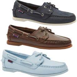 Sebago Jacqueline Ladies Deck Shoes - Image