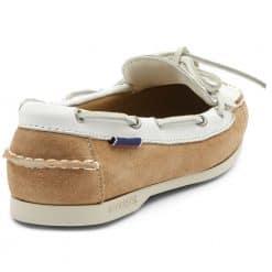 Sebago Nina Suede Shoe For Women - Image