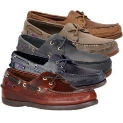 Sebago Schooner Deck Shoe - Image