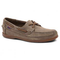 Sebago Schooner Deck Shoe - Grey