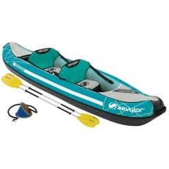 Sevylor Madison Inflatable Kayak Kit - Image