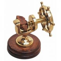 Ship's Wheel Nutcracker - Image