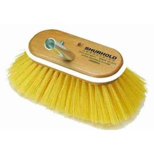 "Shurhold 6"" Medium Yellow Brush - 6"" MEDIUM YELLOW BRUSH"