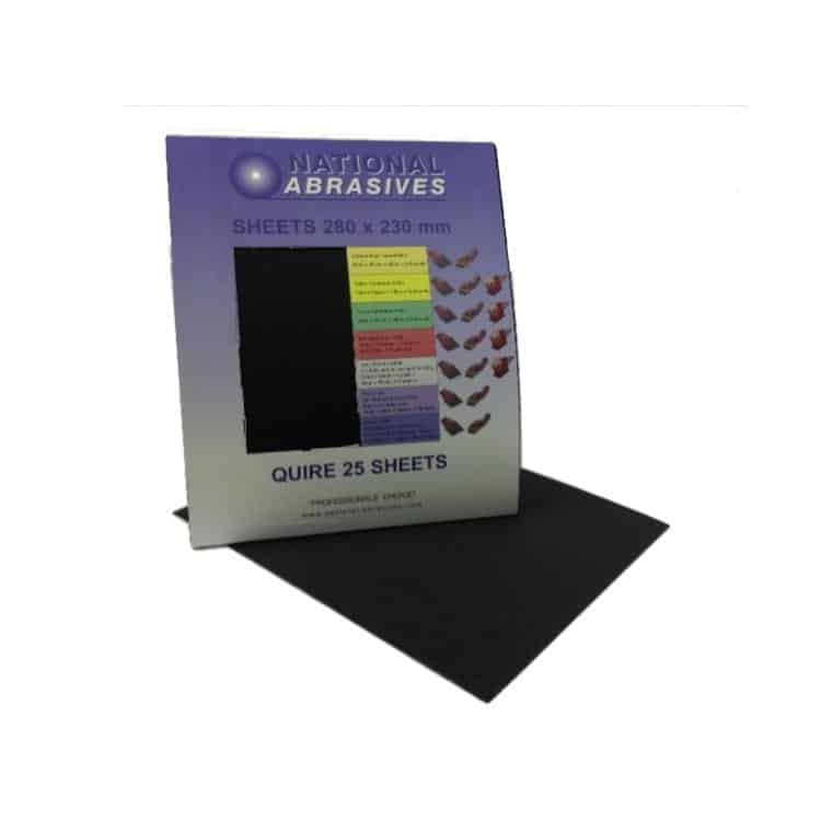 Silicon Wet & Dry Paper - SILICON WET & DRY EX FINE