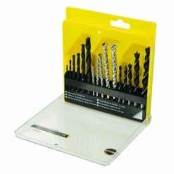 Silverline Combi Drill Bit Set - Image