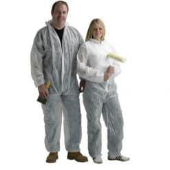 Silverline Disposable Boiler Suit - Image