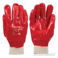 Silverline Pvc Gloves - Image