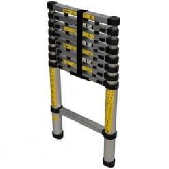 Silverline Telescopic Ladder 2.6m - Image