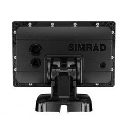 Simrad Cruise 5 Chartplotter Sonar with Transom Transducer - Image