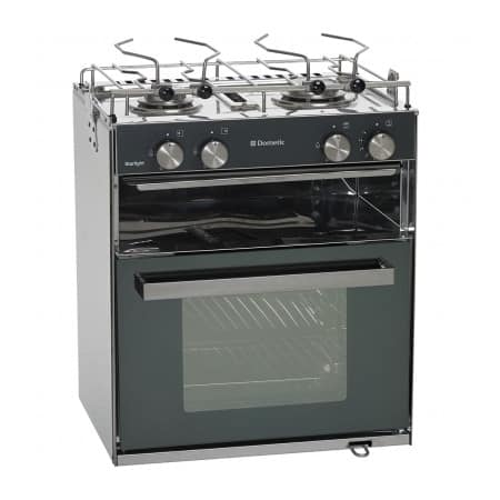 Dometic Starlight Cooker with 2 Burner Hob - Image