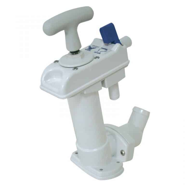 Nuova Rade Assembled Spare Pump for Manual Toilet - Image