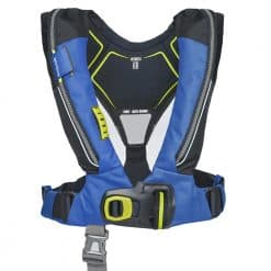 Spinlock Deckvest 6D Lifejacket - Pacific Blue