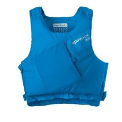 Spinlock Wing PFD Buoyancy Aid 50N - Cobalt Blue