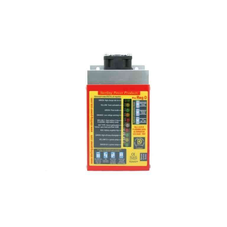 Sterling Pro Reg D Universal Advanced Alternator Regulator - Image