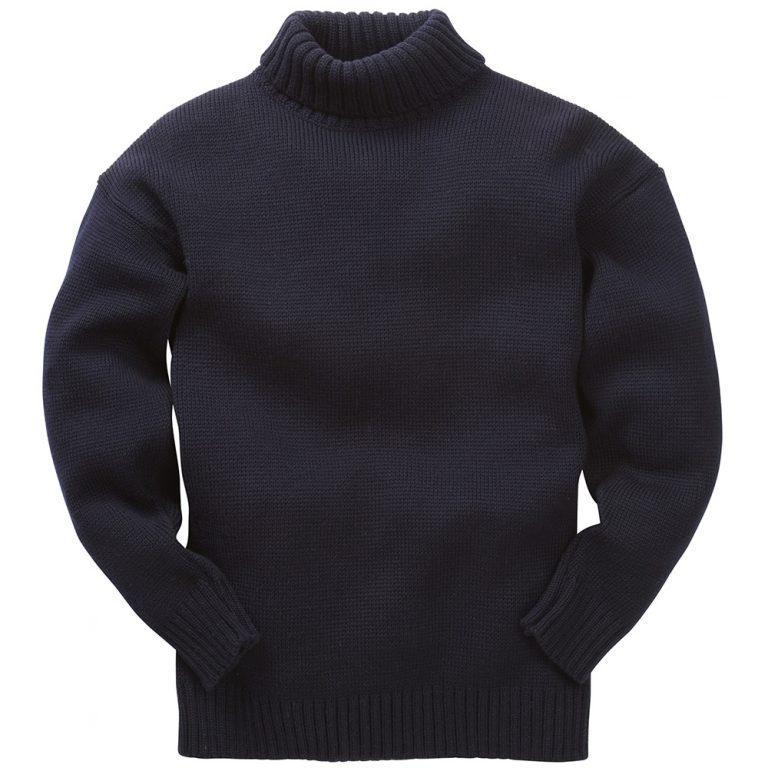Submariner Sweater - Navy