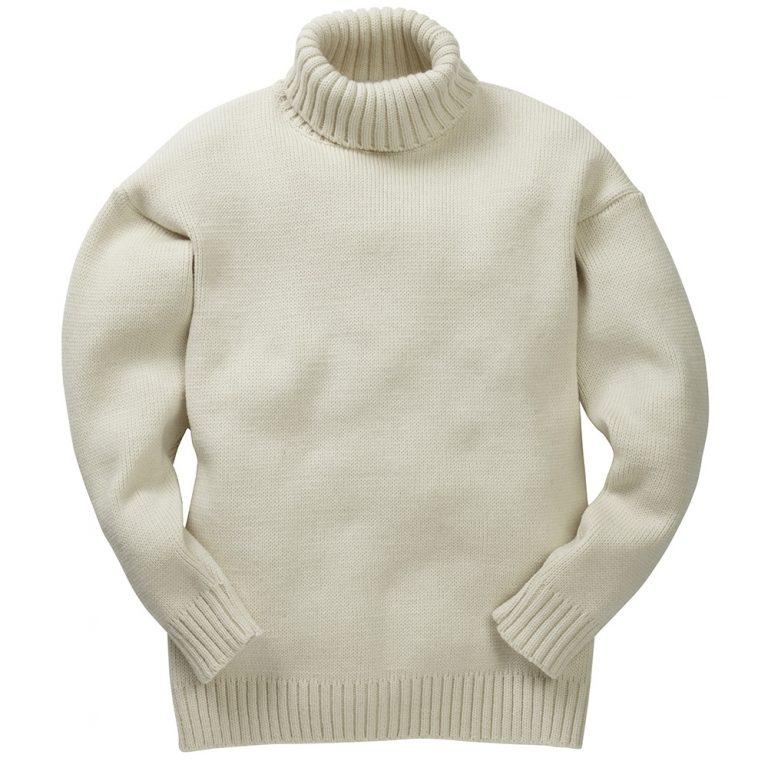 Submariner Sweater - Ecru