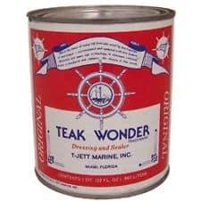 Teak Wonder Sealer - Image