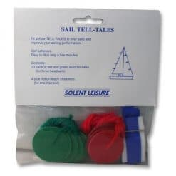Tell Tale and Leech Streamer Mixed Pack of 10 - TELL TAIL MIXED PACK 10
