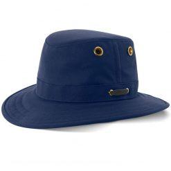 Tilley T5 Cotton Duck Hat - Royal Navy