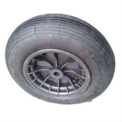 Trem Pneumatic Rub Wheel - Image