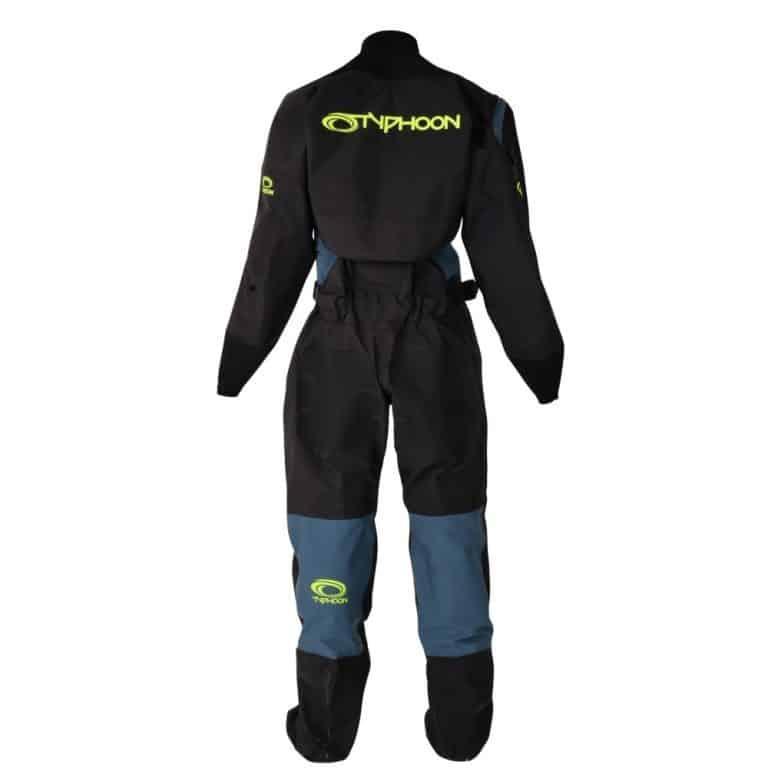 Typhoon Ezeedon 4 Front Entry Drysuit for Women - Image