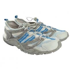 Typhoon Swarm Sprint II Aqua Shoe - Grey / Blue