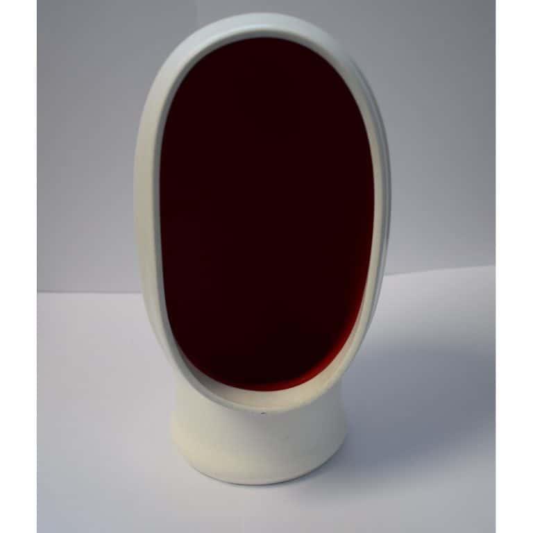 Ventilator 70mm High Pvc - VENTILATOR 70MM HIGH RED