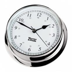 Weems & Plath Chrome Endurance 085 Clock - Image