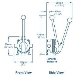 Whale Pump Gusher 10 Neoprene Standard - Image