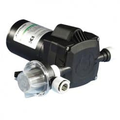 Whale Universal Water Pump 12L 45psi 24V - Image