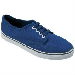 Yachtmaster Lace Up Canvas Deck Shoe - Image