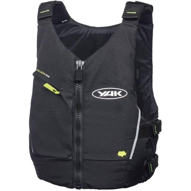 Yak Kallista Buoyancy Aid 50N - Black