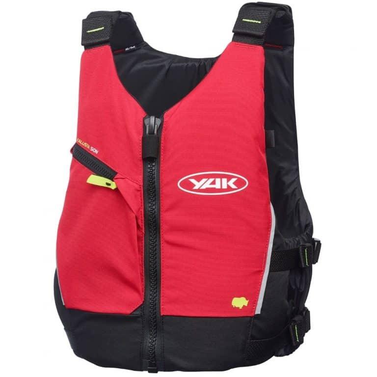 Yak Kallista Buoyancy Aid 50N - Red