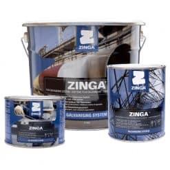 Zinga Zinc Coating - Image